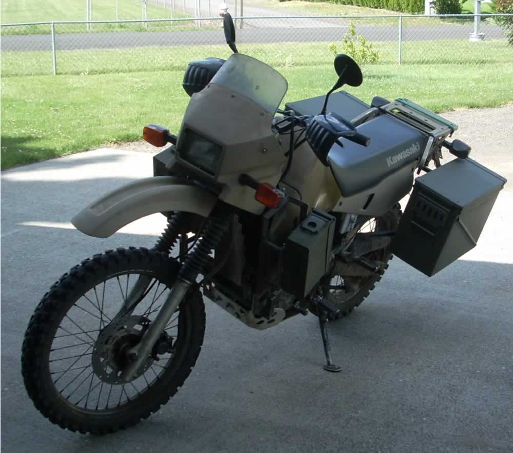Panniers For Klr 650 Ammo Can Panniers Klr 650